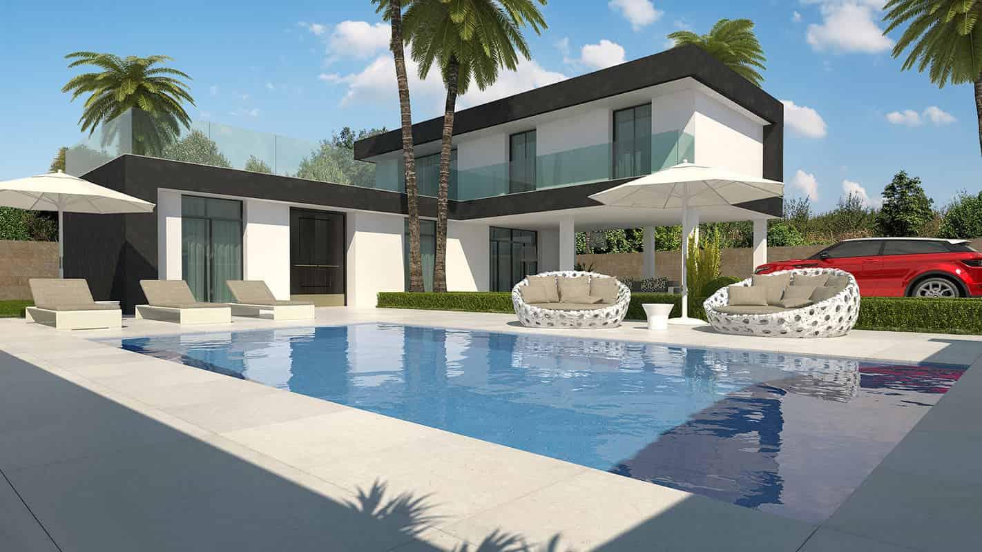 Villa au Golf La Marquesa
