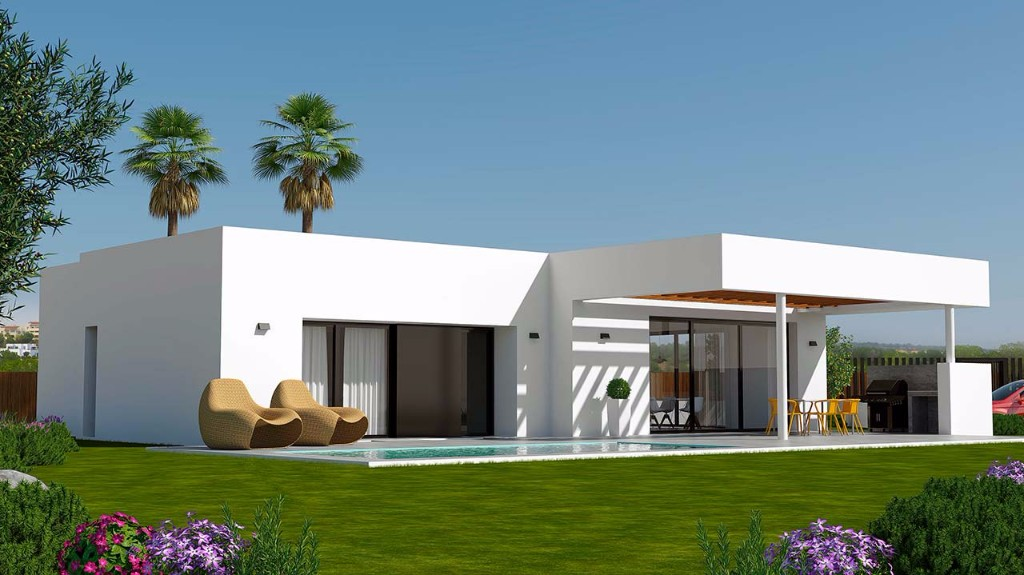 Luxury villa on Las Colinas Golf