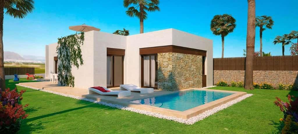 Villa 3 chambres à vendre au Golf La Finca