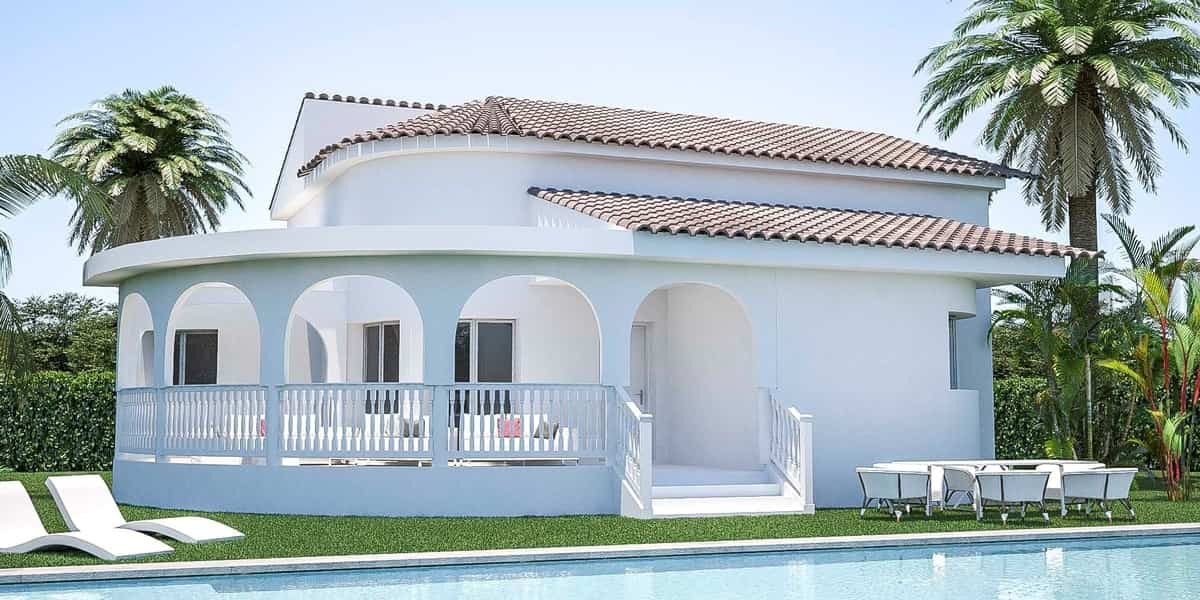 Stunning traditional villa in La Marquesa Golf