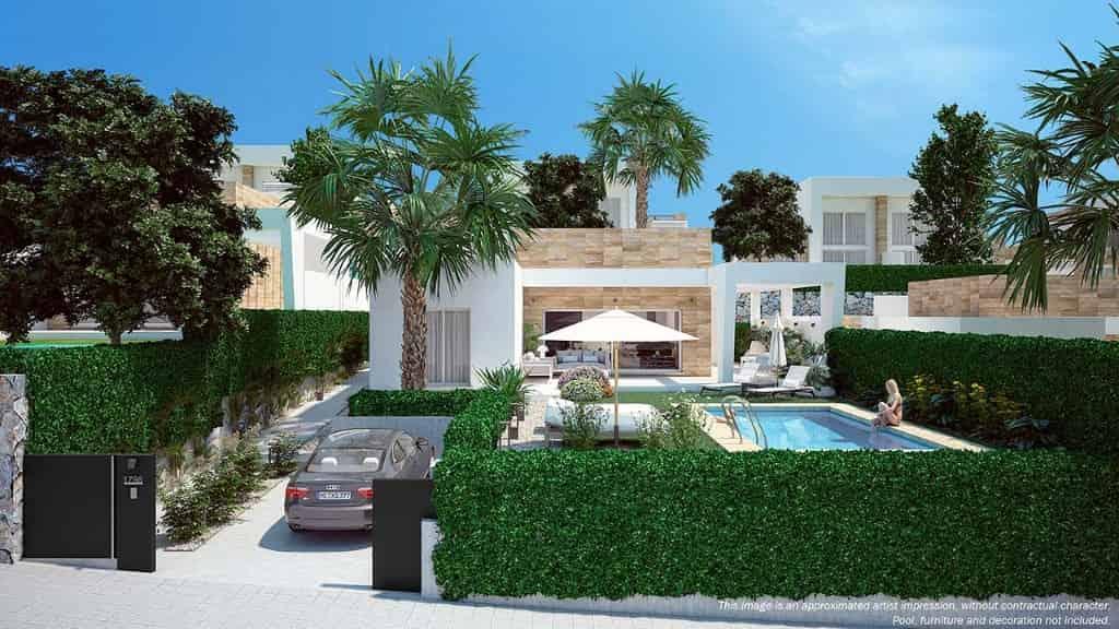 Maison au Golf La Finca avec jardin privé