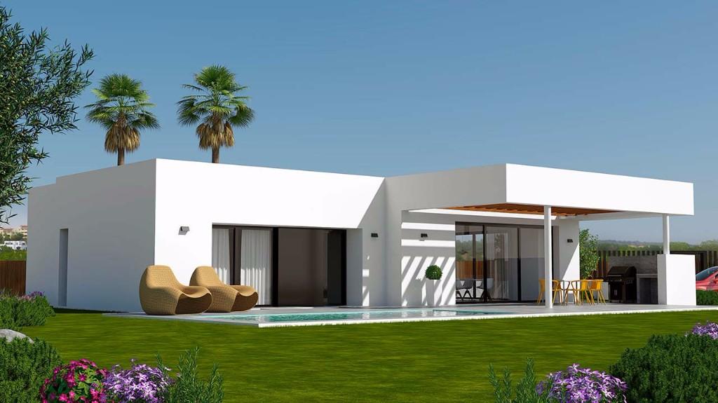 Luxury villa on Las Colinas Golf