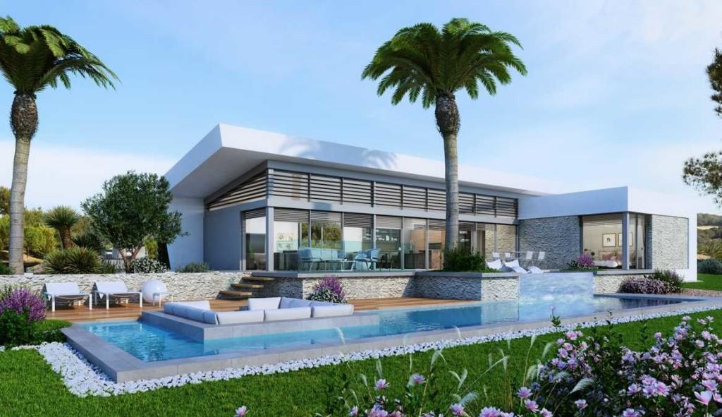 Villa au coeur du Golf Las Colinas