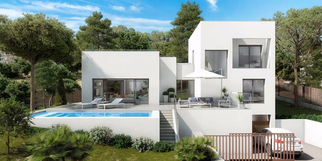 Golden Visa Villa in Spanish Golf